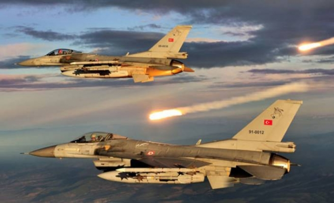Şırnak'ta hava destekli operasyon!