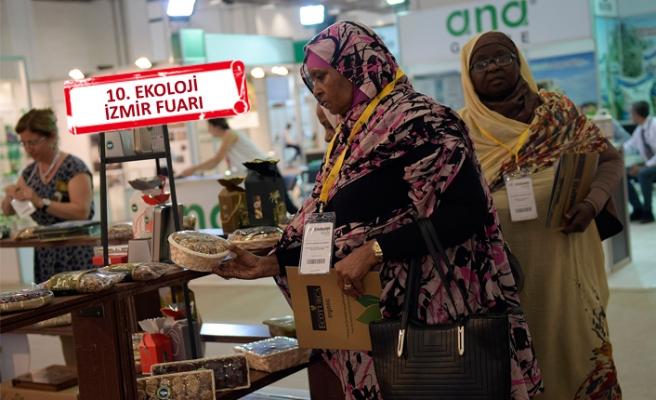 Uluslararası organik pazarının nabzı İzmir'de tutulacak