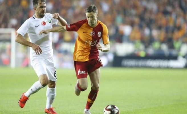 Ziraat Türkiye Kupası'nda şampiyon Galatasaray