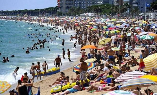 Antalya turizminde rekor!