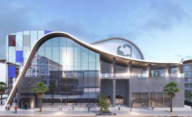 Balçova'ya yeni kültür merkezi geliyor