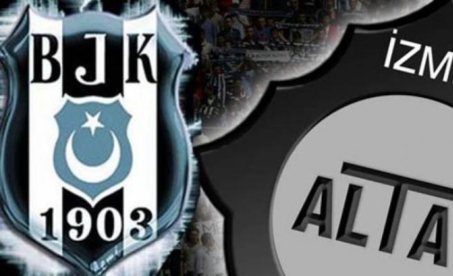 Beşiktaşlı oyuncuya Altay'dan transfer kancası!