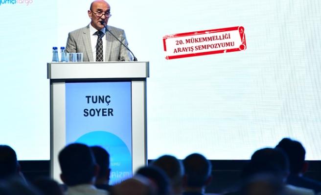 """""""Biz İzmir için karar verirken geçmişi de dinliyoruz"""""""