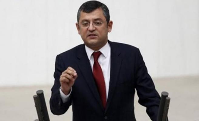 CHP'li Özel: Son günlerde açıklanan hiçbir anketi ciddiye almayın