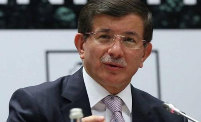 Davutoğlu'ndan seçim açıklaması!