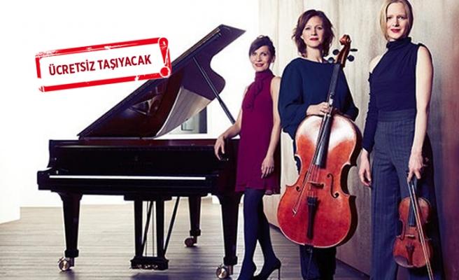 Efes'te İzmir Festivali heyecanı