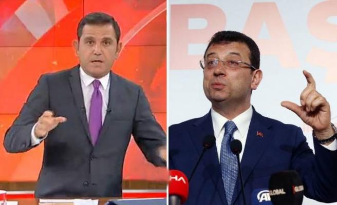 Ekrem İmamoğlu'ndan Fatih Portakal'a yanıt