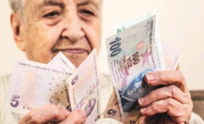 Emekli zammı kapıda! maaşlar ne kadar olacak?