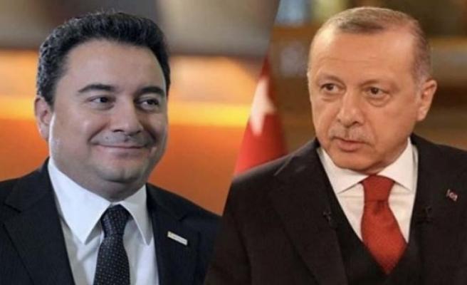 Erdoğan-Babacan zirvesinde neler konuşuldu?