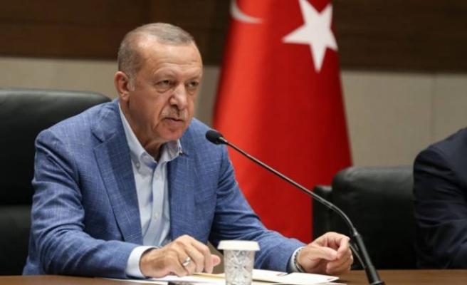 Erdoğan'dan değerlendirme: Yeni bir dönemin eşiğindeyiz