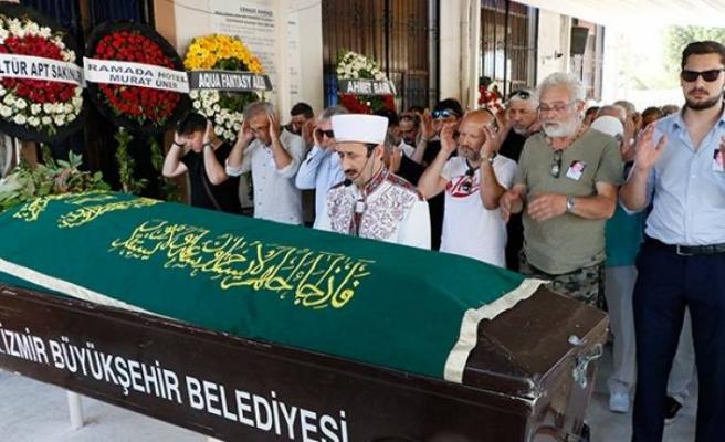 ETİK Onursal Başkanı Nişlioğlu, son yolculuğuna uğurlandı
