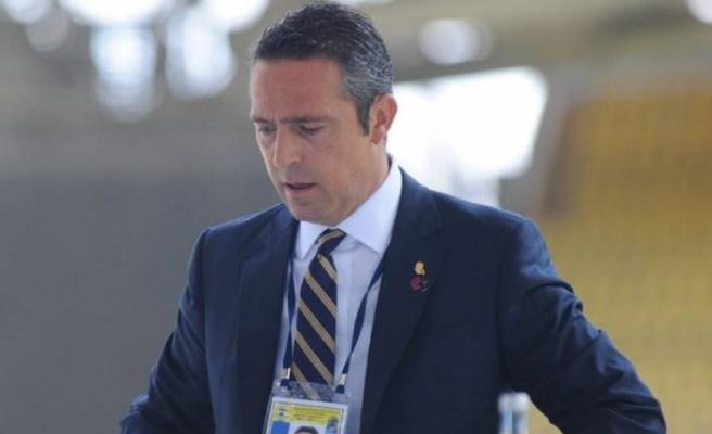 Fenerbahçe Başkanı Ali Koç'un kulübe bağışladığı para