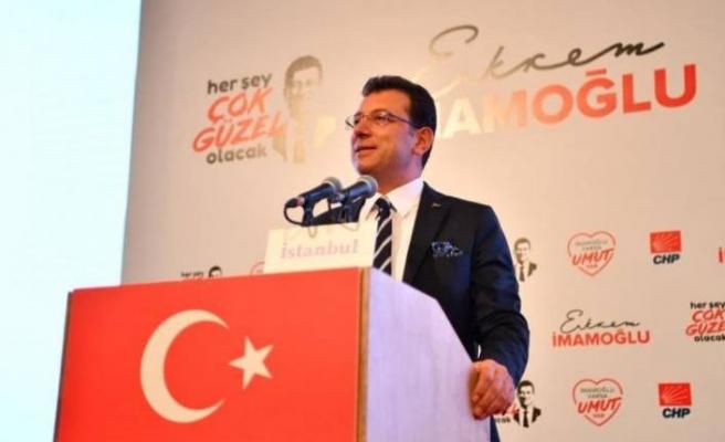 İmamoğlu: Bunu en iyi Erdoğan bilir