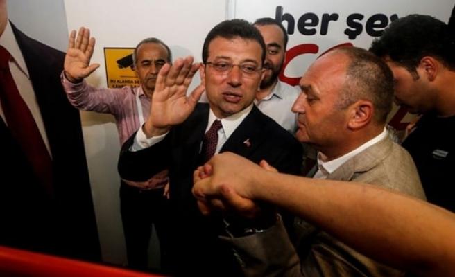 İmamoğlu 'Erdoğan'dan randevu talep edeceğim' dedi: Elimi uzlaşmak için uzatıyorum...