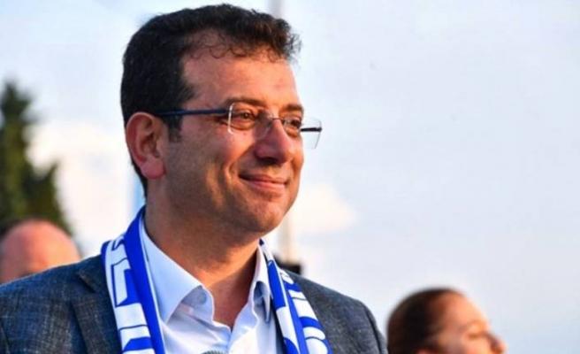 İstanbul'un yeni Başkanı İmamoğlu