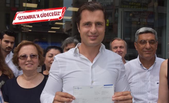 İzmir'de CHP'den İmamoğlu'nun kampanyasına destek