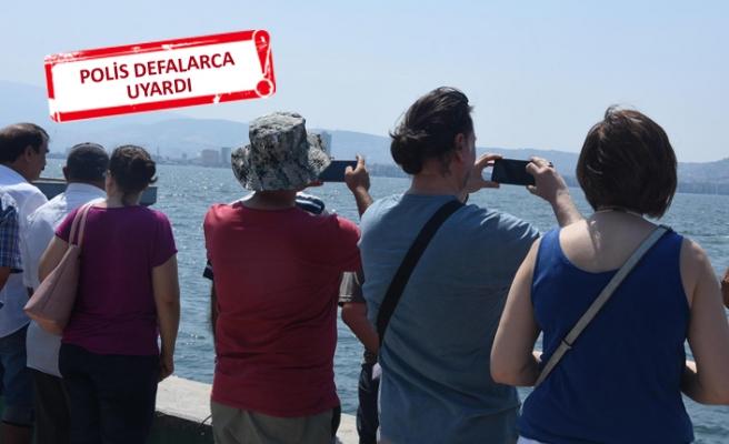 İzmir'de, denizden erkek cesedi çıktı