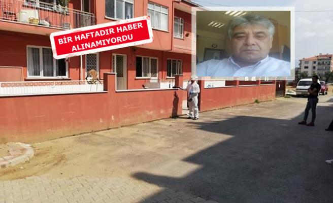 İzmir'de sır olay