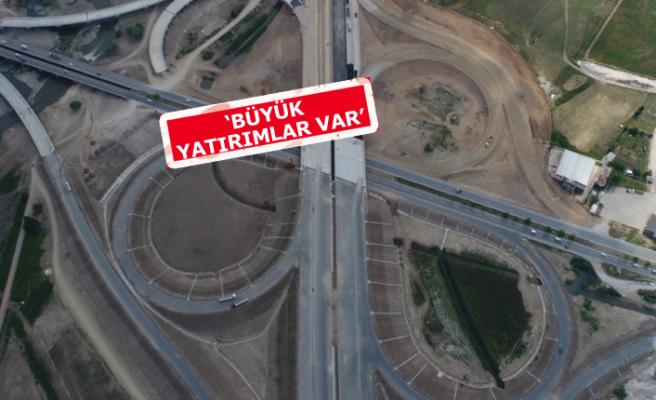 İzmir-İstanbul otoyolu, o ilçeyi zengin edecek