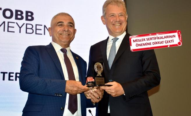 İzmir, mesleki yeterlilikte öncü oldu