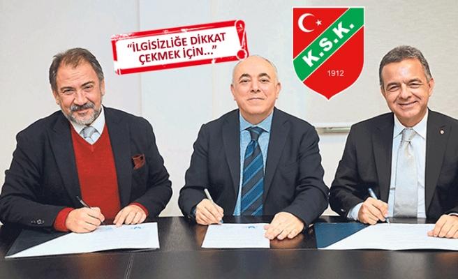 Karşıyaka'da flaş istifa