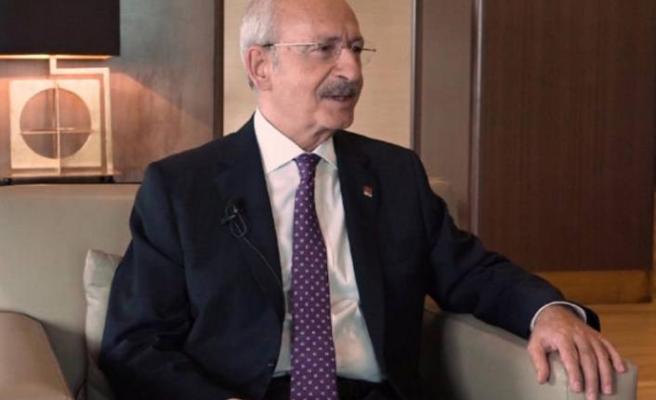 Kılıçdaroğlu: Demirtaş'ın hapiste ne işi var?