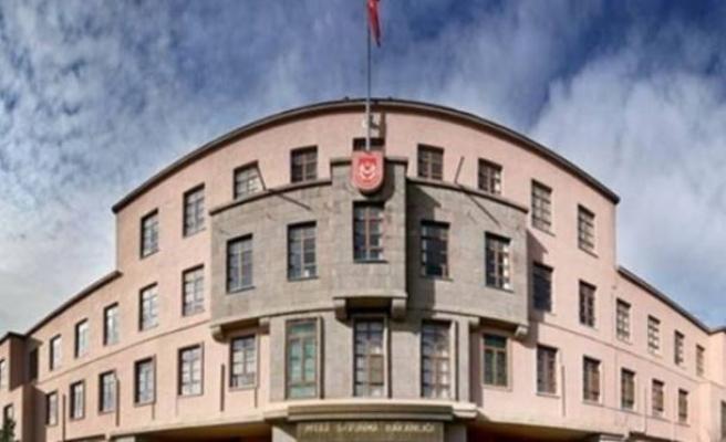 Milli Savunma Bakanlığı açıkladı: Suç duyurusunda bulunulacak