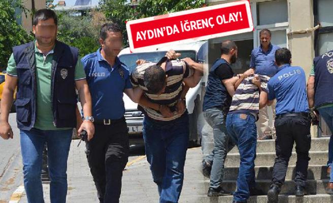 Öz kızını hamile bırakan baba tutuklandı