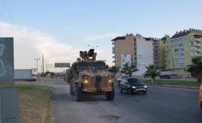 Suriye'ye asker takviyesi devam ediyor