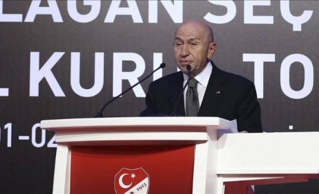 TFF'de yeni başkan Nihat Özdemir