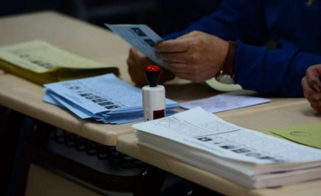 Üsküdar'daki bazı zarflarda 'Milletvekilleri Seçimi' yazdığı ortaya çıktı