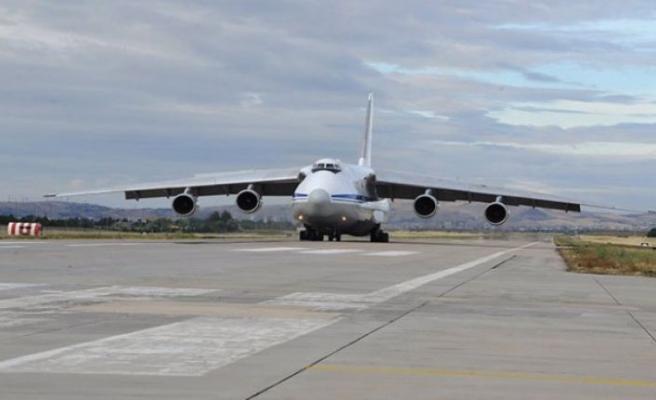 4'ncü uçak indi: S-400 teslimatında ikinci gün