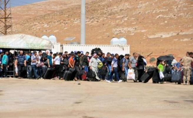 Bayram hareketi: Suriyeliler ülkelerine gitmeye başladı