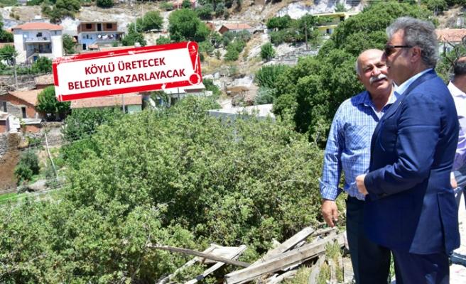 Bornova'dan kırsal mahallelere 'kazanç' hamlesi