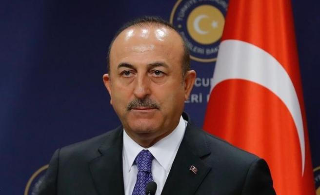 Çavuşoğlu, Kuzey Makedonya'ya resmi ziyarette bulunacak