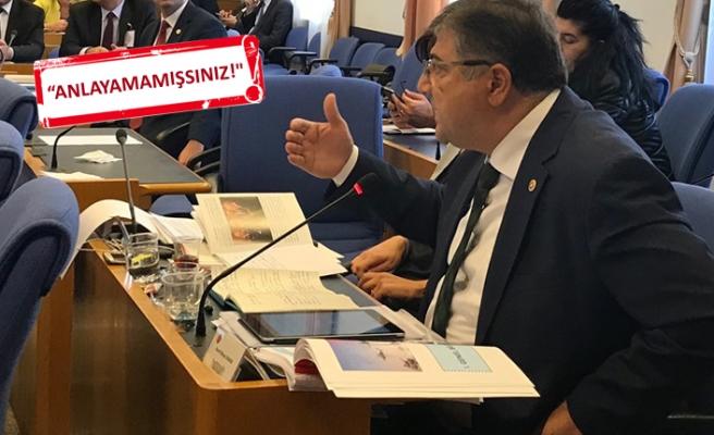 CHP'li Sındır'dan 'tanım' tepkisi