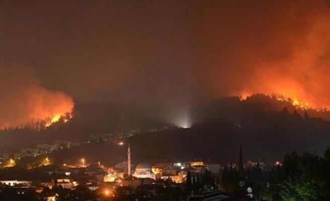 Ciğerlerimiz yandı: 20 günde 200 orman yangını