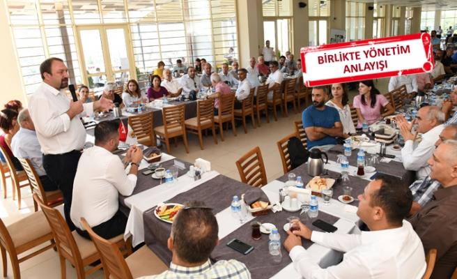 Çiğli'de dev STK buluşması
