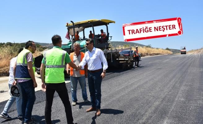 Dikili'ye çevre yolu müjdesi