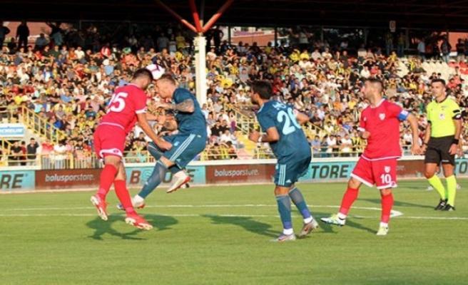 Fenerbahçe ilk hazırlık maçında galip