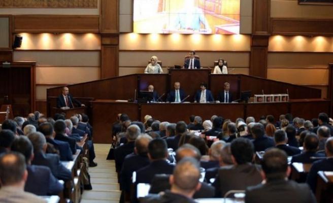 İBB Meclisi'nde 'Erdoğan' gerilimi