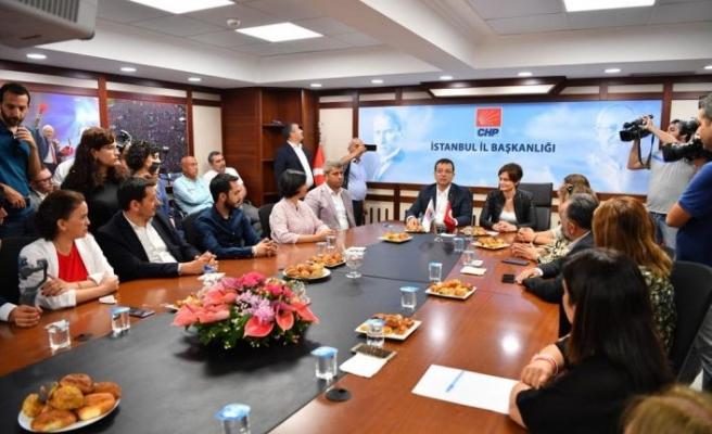 İmamoğlu açıkladı: AK Parti randevu vermedi