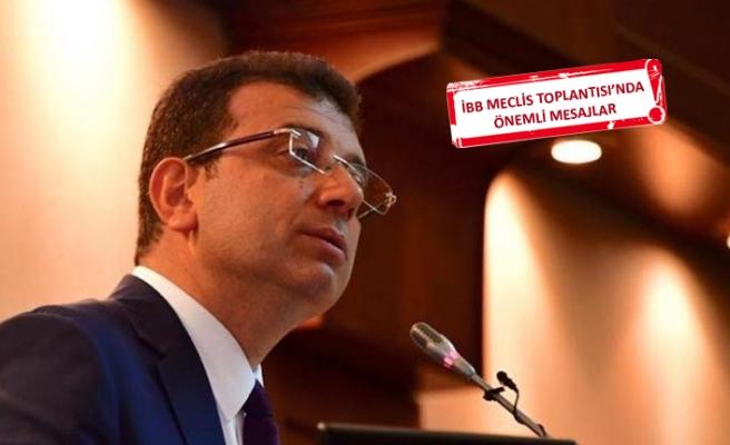 İmamoğlu'ndan bütçe açıklaması: Tüyler ürpertici