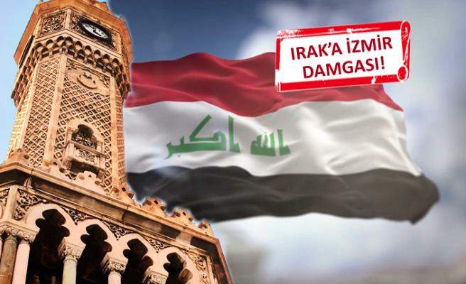 Irak'a İzmir damgası!