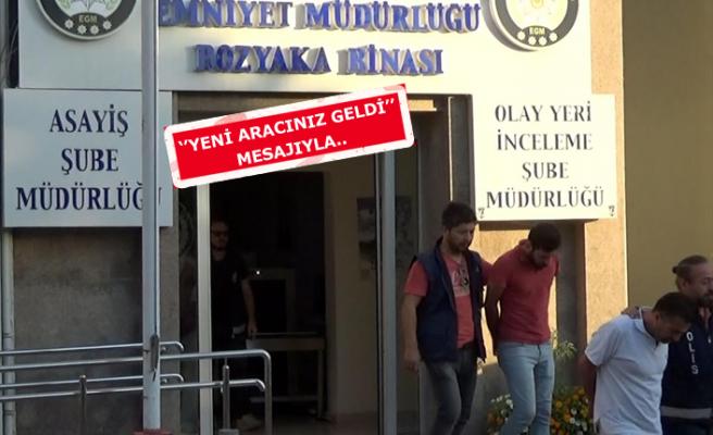 İzmir'de fuhuş operasyonu!