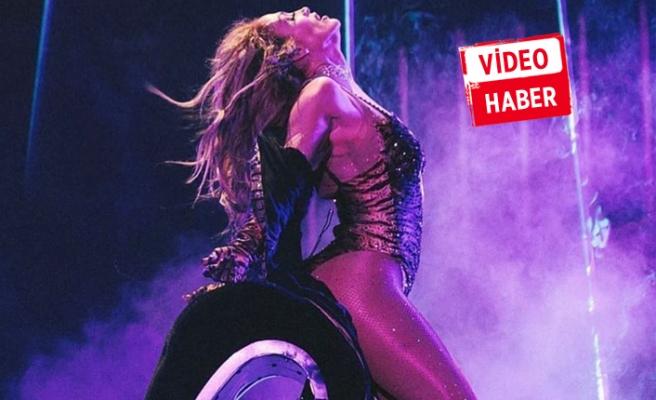 Jennifer Lopez, ilk görüntüleri paylaştı
