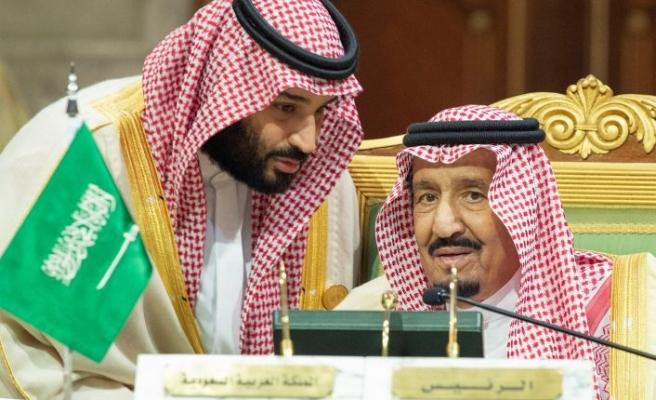 'Kanlı' iddia! Suudi Arabistan..