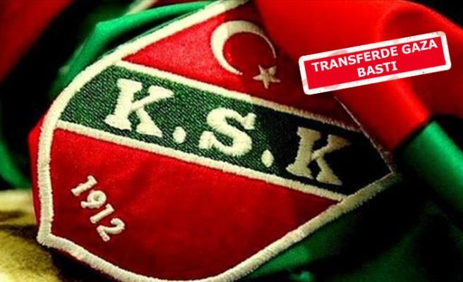 Karşıyaka'da ikinci transfer belli oldu