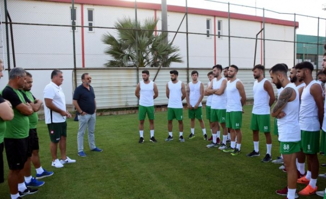 Karşıyaka'ya başkan sözü: Kulübümüz maddi anlamda...