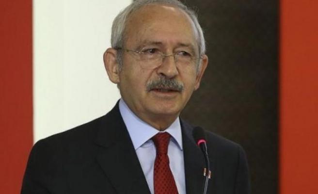Kemal Kılıçdaroğlu'ndan Kıbrıs Barış Harekatı mesajı